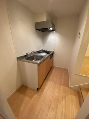 【キッチン】Casa Inizio