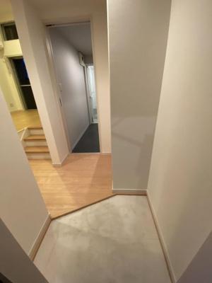 【玄関】Casa Inizio