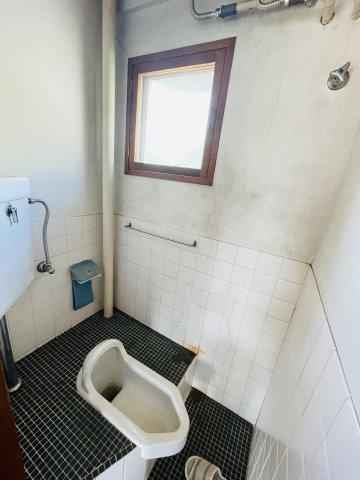 【トイレ】南区長丘4丁目 戸建て
