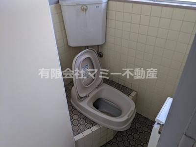 【トイレ】小古曽店舗事務所T