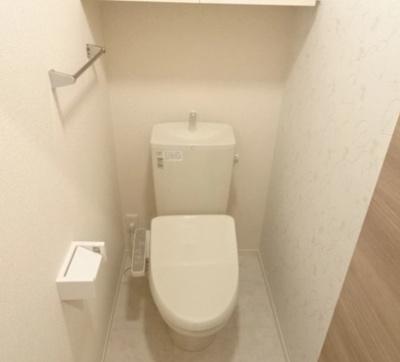 【トイレ】カーサ高善C棟