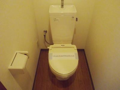【トイレ】Ark Court