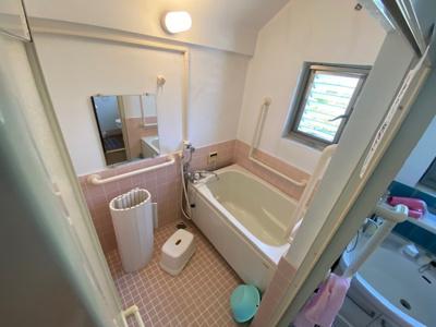 【浴室】明舞第一団地