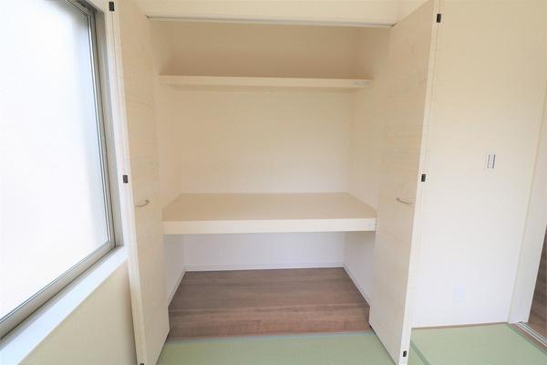 【収納】 4.5畳和室にある収納です♪