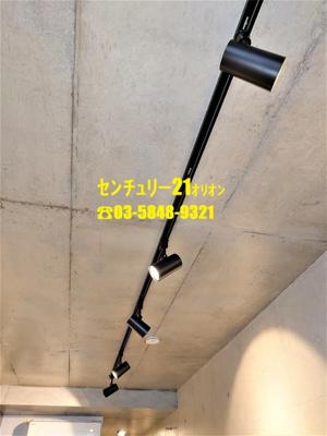 【設備】COCOFLAT(ココフラット)中村橋