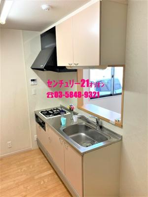 【キッチン】ルシエル上鷺宮(カミサギノミヤ)101