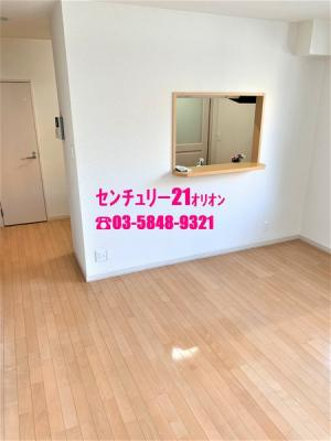 【居間・リビング】ルシエル上鷺宮(カミサギノミヤ)101
