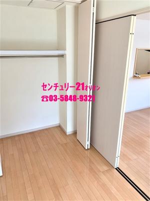 【洋室】ルシエル上鷺宮(カミサギノミヤ)101