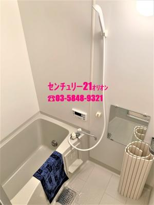 【浴室】ルシエル上鷺宮(カミサギノミヤ)101