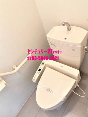 【トイレ】ルシエル上鷺宮(カミサギノミヤ)101
