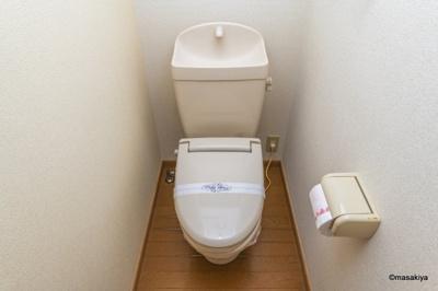 【トイレ】グレイス