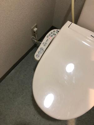 【トイレ】チサンマンション三木町