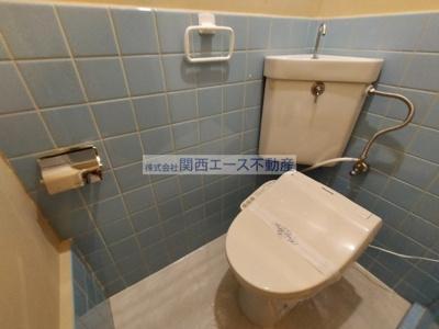 【トイレ】今井ハイツ