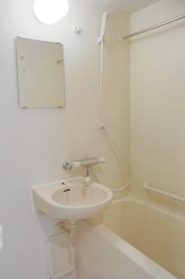 【浴室】スカイコート早稲田壱番館