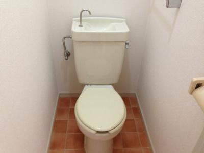 【トイレ】コーポ・坂上