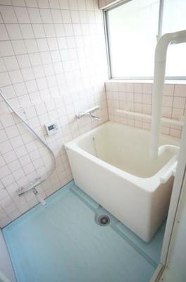 【浴室】ヤヨイコーポ