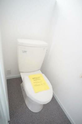 【トイレ】ヤヨイコーポ
