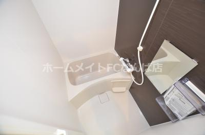 【浴室】グランパシフィック弁天町