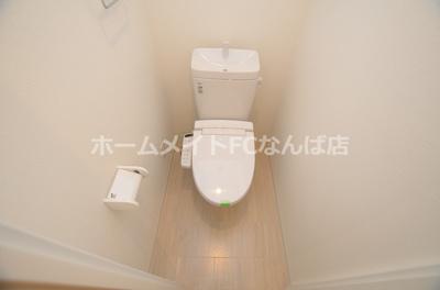 【トイレ】グランパシフィック弁天町