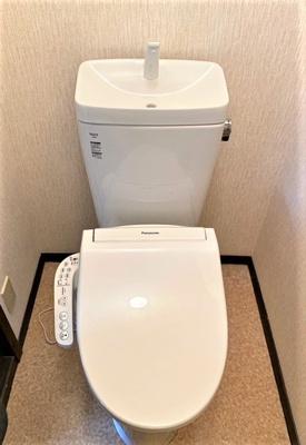 【トイレ】ブルージュ梅の里