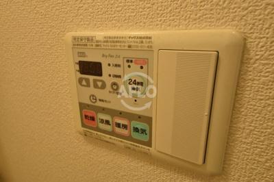 レジュールアッシュ梅田LUXE(レジュールアッシュ梅田リュクス) 浴室乾燥