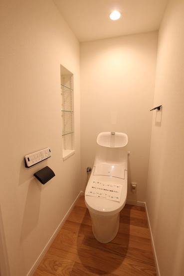 【トイレ】秀和警固レジデンス