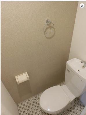 【トイレ】サンロール難波南