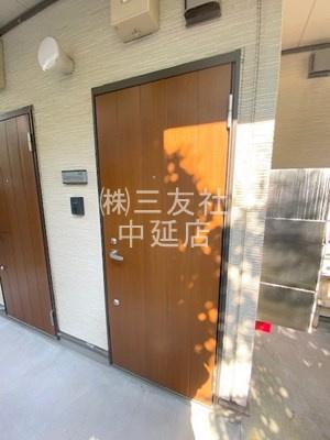 【玄関】ホッシュマドローダム