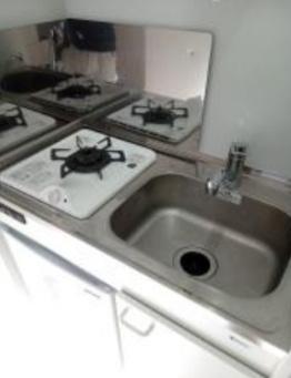 【キッチン】Grantham House Senkawa~グランザムハウスセンカワ~