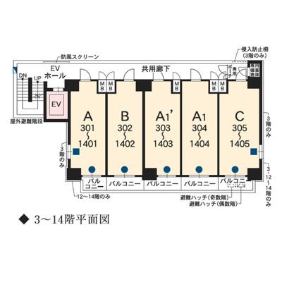 エステムコート名古屋新栄アクシス