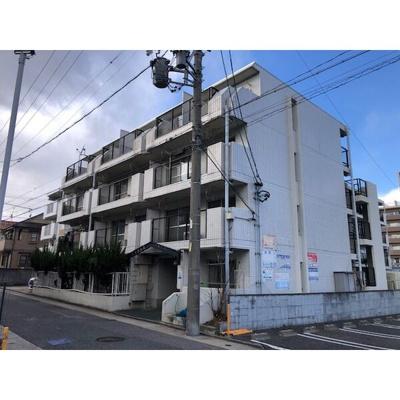 【外観】レジデンス茶屋ヶ坂
