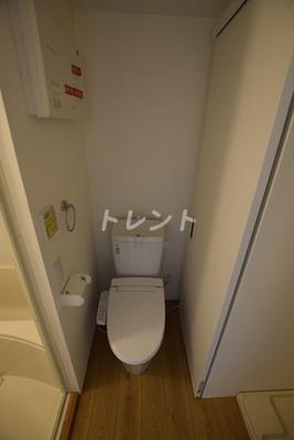 【トイレ】ラフォンテ文京茗荷谷