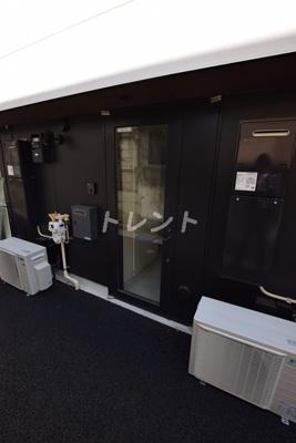 【玄関】ラフォンテ文京茗荷谷