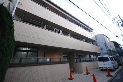 【外観】名古屋ハイツ