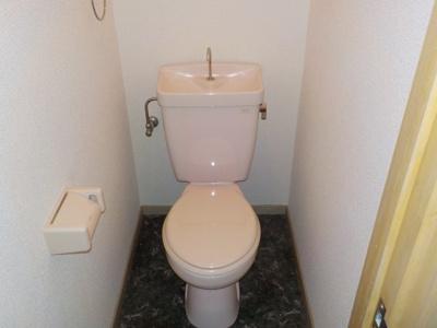 【トイレ】フラグメント