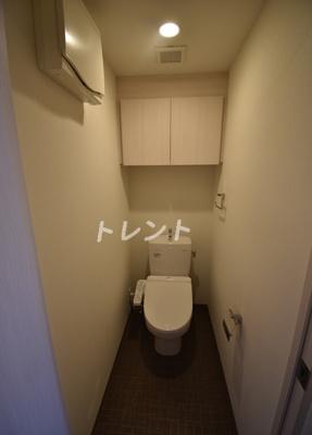 【トイレ】ブルロック門前仲町【BluRock門前仲町】