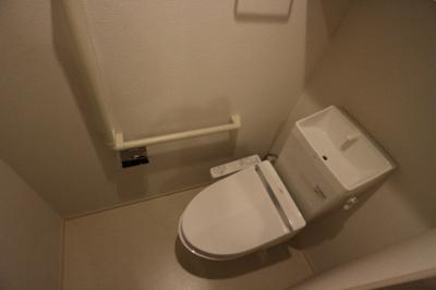 【トイレ】メゾン ウエスト