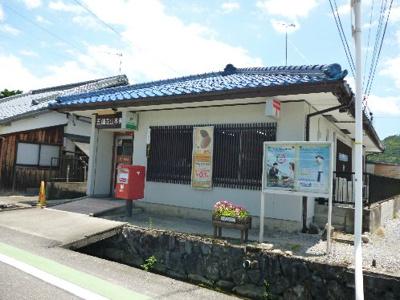 五個荘山本郵便局(442m)