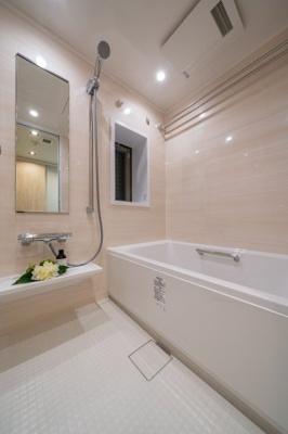 【浴室】エクセレントシティ恵比寿