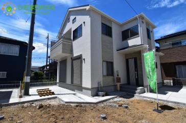 上尾市上 新築一戸建て ブルーミングガーデン 03の画像