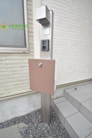 【設備】上尾市上 新築一戸建て ブルーミングガーデン 03