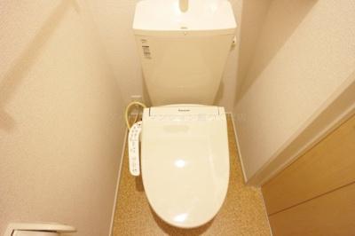 【トイレ】アズールつくばⅡ B棟