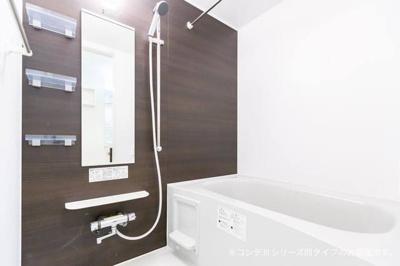 【浴室】ブリアン グラース