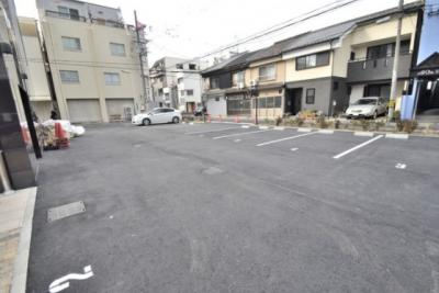 【駐車場】エスプレイス大阪城サウスコンフォート
