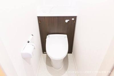【トイレ】ジェルメ 壱番館