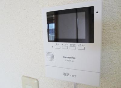 【セキュリティ】湘南ライフタウン駒寄第一住宅15号棟