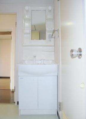 【洗面所】湘南ライフタウン駒寄第一住宅15号棟