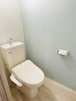 【トイレ】シティハイツ森小路2号棟