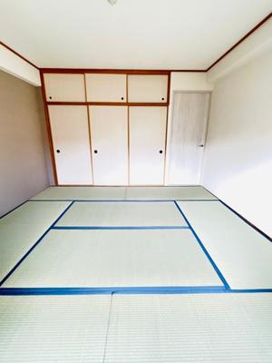 【和室】シティハイツ森小路2号棟