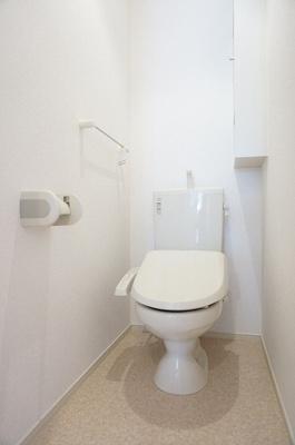 【トイレ】プリムローズⅣ